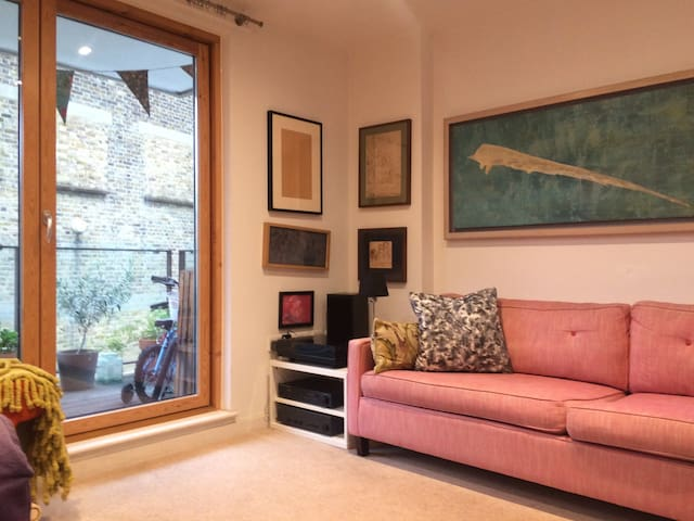 Gorgeous 2 bed apartment in Clapham
