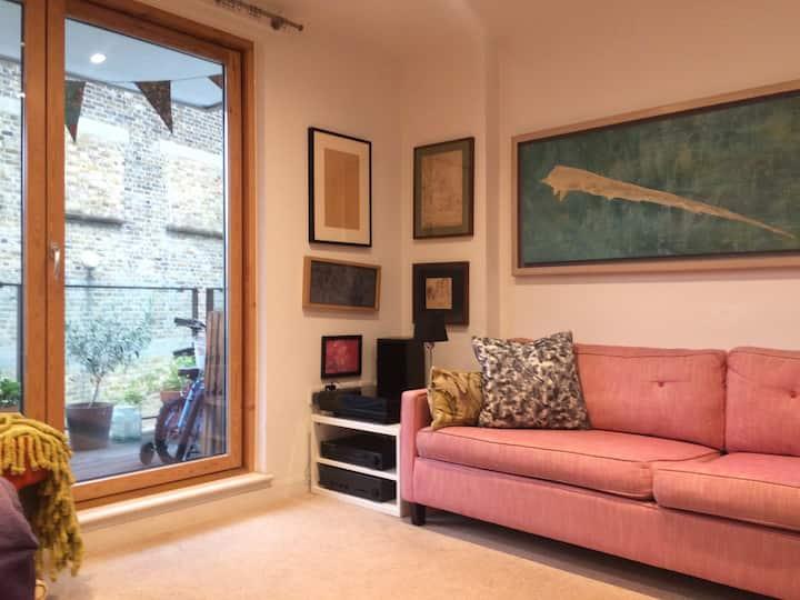Gorgeous 2 bed apartment in Clapham