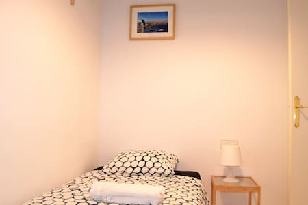 Luminous and comfy flat in the heart of Bcn! - Apartment