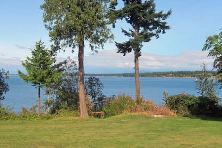 The Crabbin' Cottage - Lummi Island