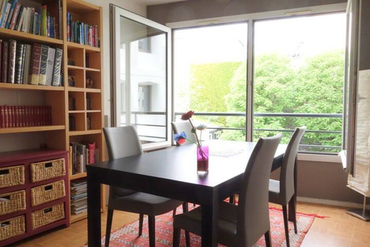 Bastille/Gare de Lyon - 3 bedrooms - Paris - Appartement