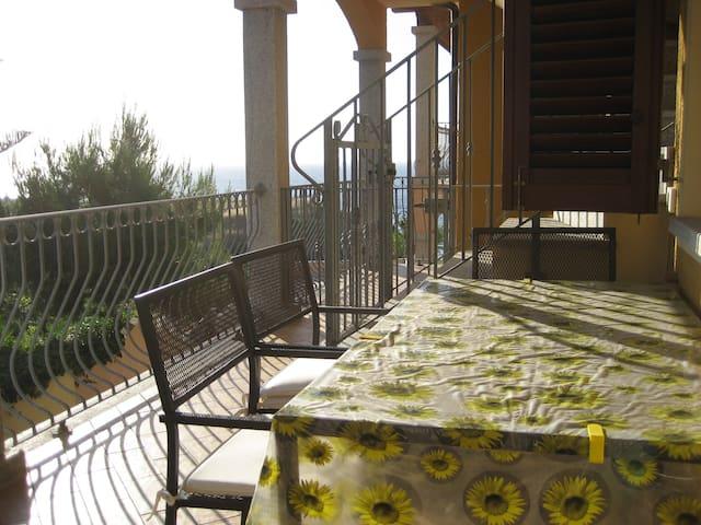 Affitto appartamento mare Sardegna - La Ciaccia - Apartament
