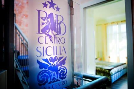 B&B Centro Sicilia Enna Centro - Enna