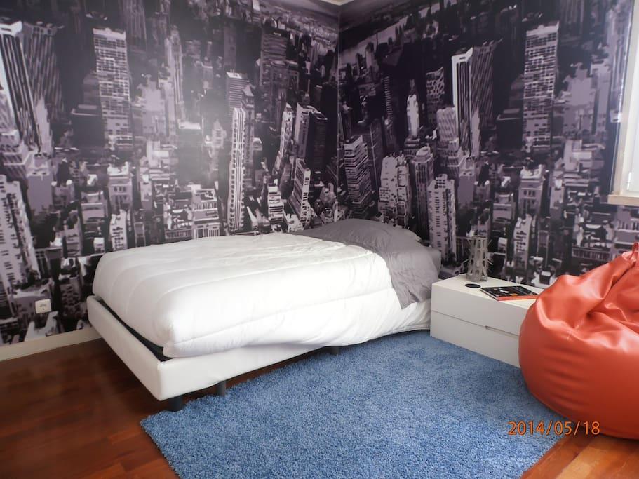 New York Bedroom_1