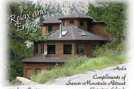 Saxon Mountain Retreat  - Georgetown