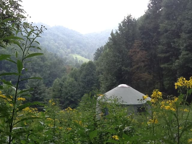 Mountain Fiesta Yurt GLAMping