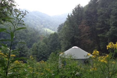 Mountain Fiesta Yurt GLAMping - Hot Springs