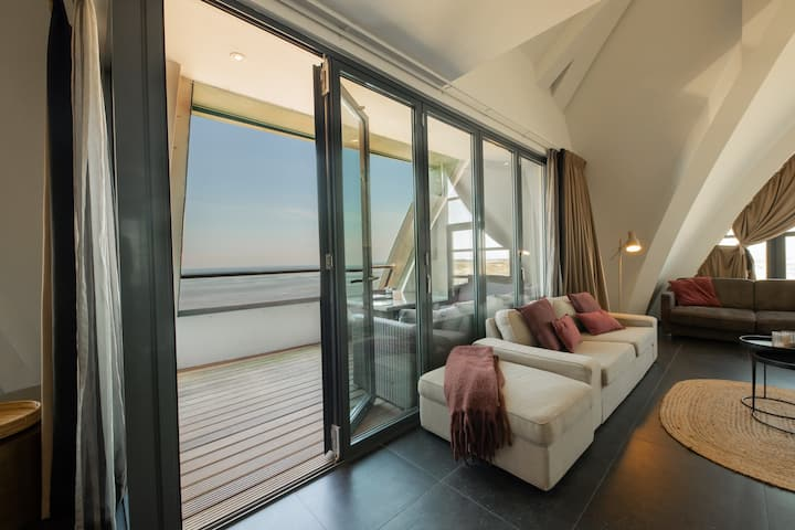 Penthouse The Ocean @ Poort Beach Boutique Apartments