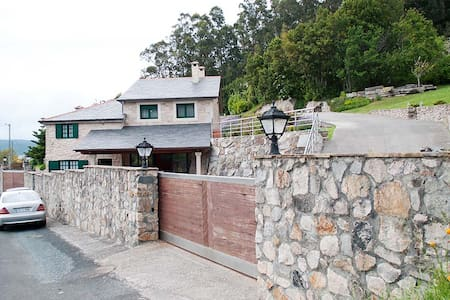 Villa Playa Area - Viveiro - Hus