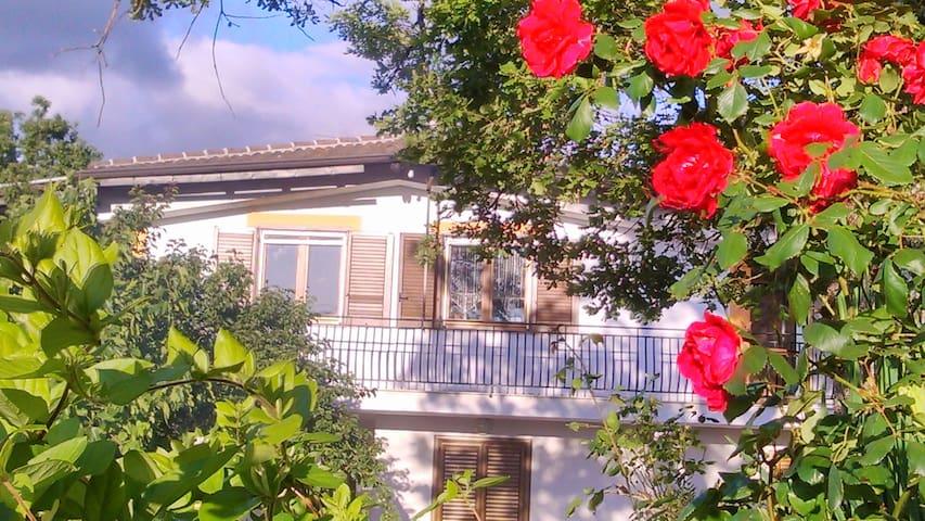 Graziosa casa vicino Camerota - Poderia - อพาร์ทเมนท์