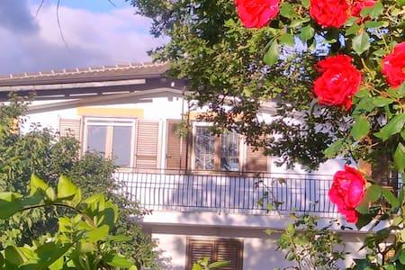 Graziosa casa vicino Camerota - Poderia - Διαμέρισμα