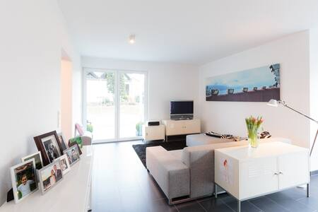 Private room in modern apartment