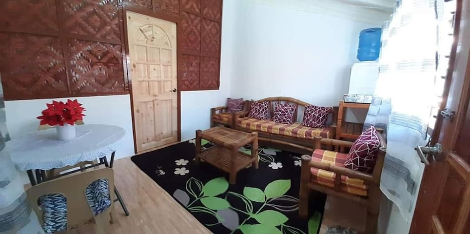 A&C Aquino's Guesthouse Shared Room with Aircon #1