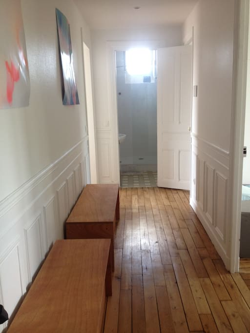 Couloir central