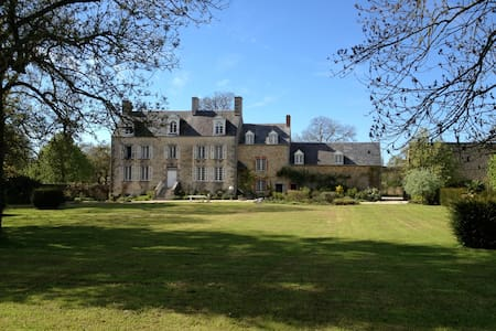 Manoir Charme Baie Mont St Michel - Angey - Bed & Breakfast