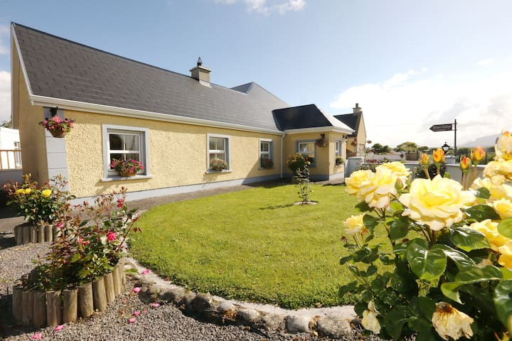 Beezies Self-Catering Luxury 3 Bed Cottage - Sligo - Cabane