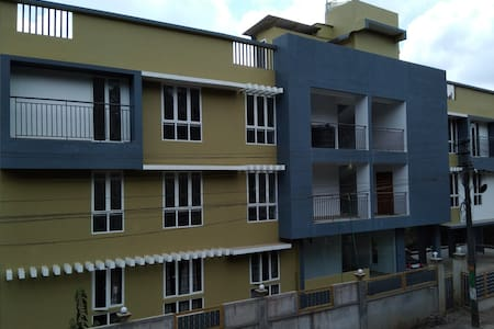 Vacation home, luxury 3 BHK apartments