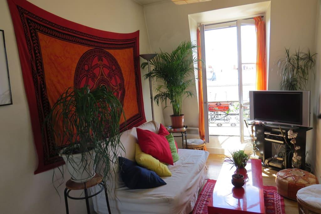 Chambre dans bel appartement paris r publique appartements louer paris le de france france - Chambre a louer ile de france ...