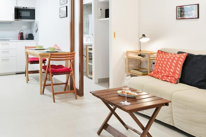Barceloneta Beach & Sight Apartment