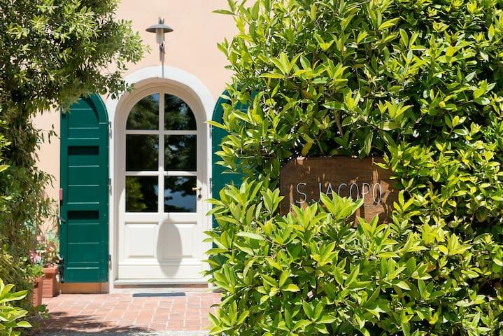 Agriturismo Sardi G. apt. S. Jacopo - Lucca - Apartment