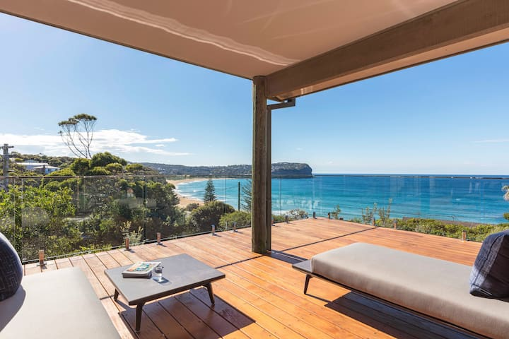 Ambassador's Retreat: Macmasters Beach House
