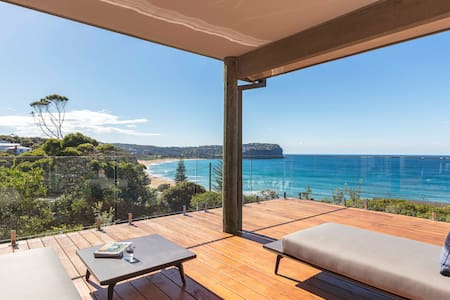 Ambassador's Retreat: Macmasters Beach House