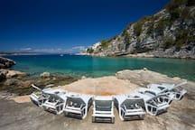 Beach Beach chairs