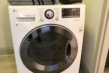 Washer AND dryer all in one!