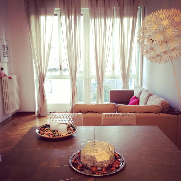 Cozy Flat near Milan and Malpensa