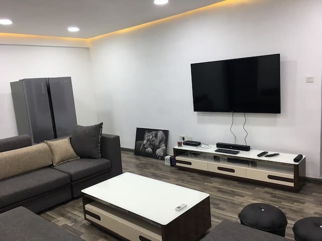 Newly and tastefully Furnished Home