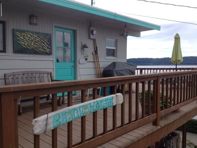 tulalip shores vintage beach cabin - Marysville - House