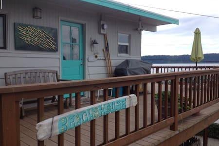 tulalip shores vintage beach cabin - Marysville