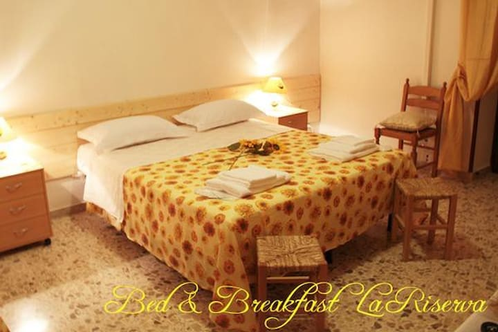 B&B La Riserva Camera Gialla - Isoletta - Bed & Breakfast