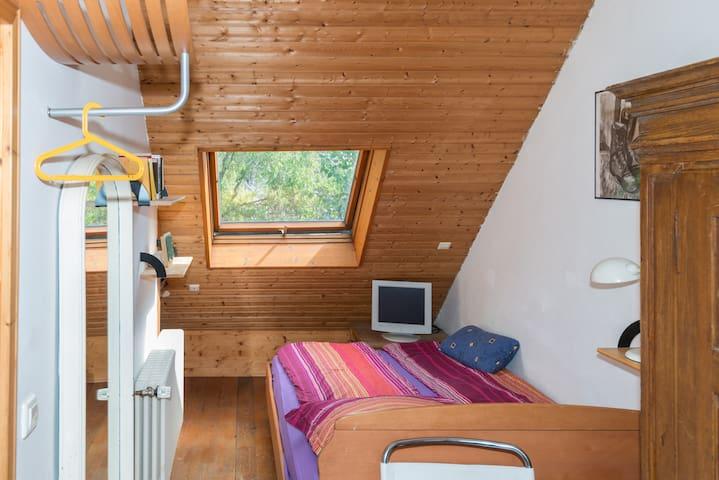 Viel Platz und Terrasse - Heidelberg - Appartement