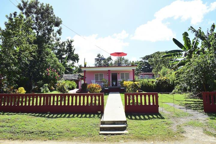 Villa Bigote (habitación 1)