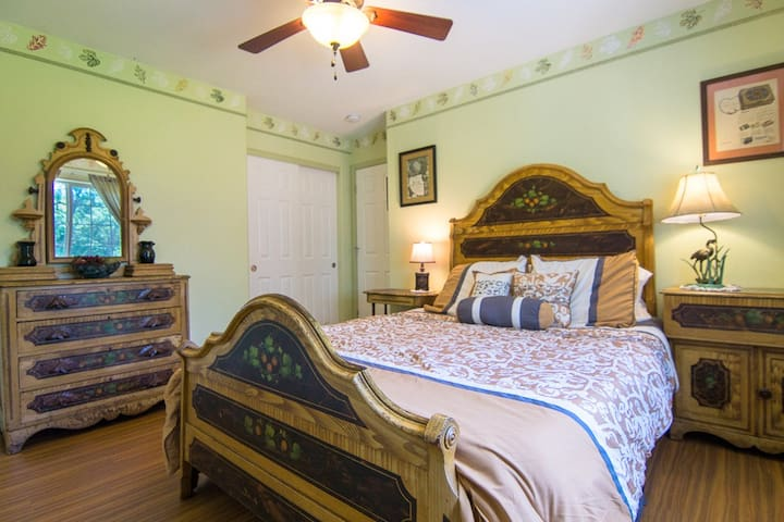 SHABBY-CHIC AMERICANA ROOM - Roseburg - House