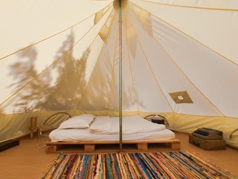 Canvas Tent 7