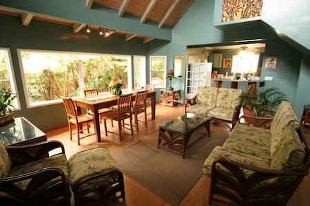 Popular Rainforest Vacation Rental