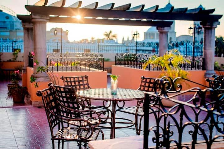 La mejor terraza para tus tardes y veladas