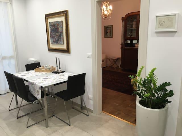 Appartamento fronte Lingotto 90mq - Turyn - Apartament