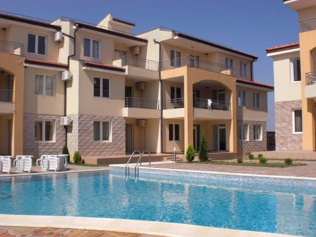 Family Apartment Near the Black Sea