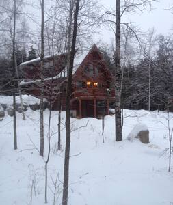 Beautiful Sugarloaf Log Home - Hus