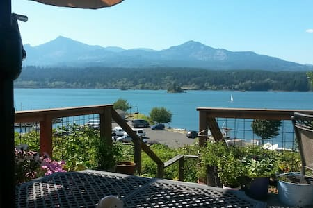 Cascade Locks - Home away from Home - Cascade Locks - Huis