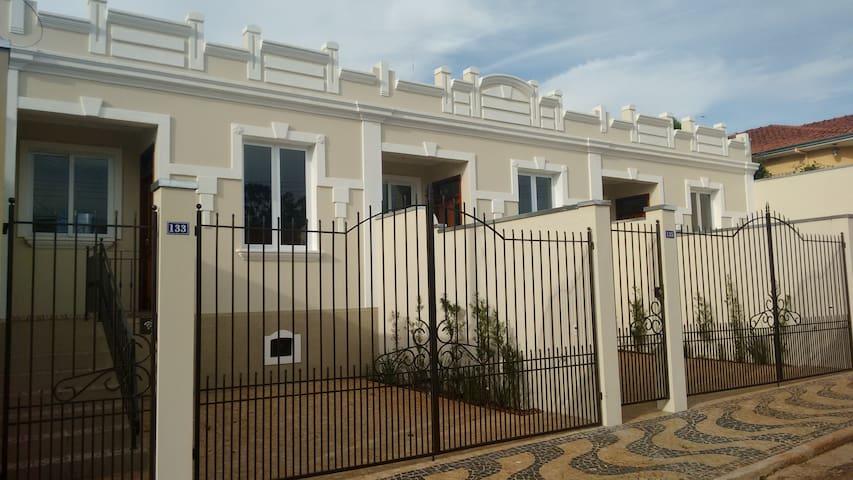 Vila Brotas, o melhor do interior - Brotas - Casa
