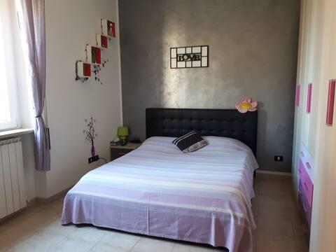Camera doppia confortevole e accessoriata