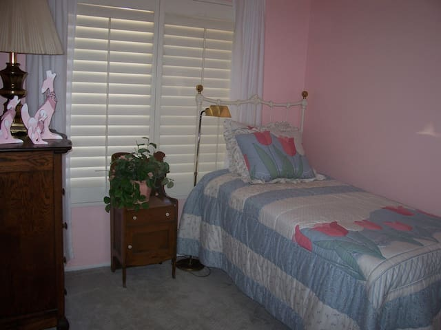 "Comfort & Location, Wyatt's ""Oceanside"" Room"