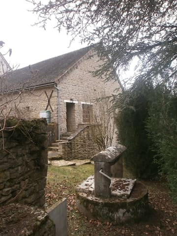 Le gîte des vignes d'argent - Saint-Sernin-du-Plain - Huis