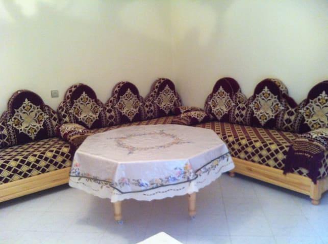F2 -Appartement a louer Saidia-75m2 - Saïdia - Appartement