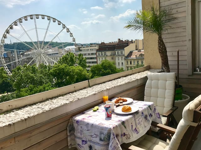 Budapest Vista Suite 1 - jutube