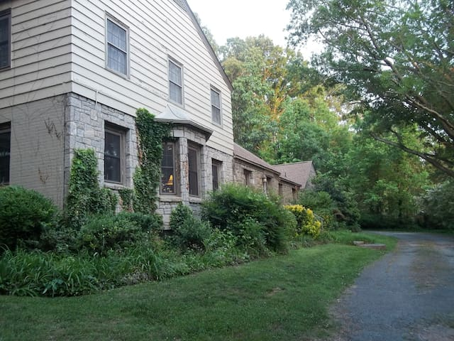 White Rose Manor (W) - Lincolnton - Bed & Breakfast